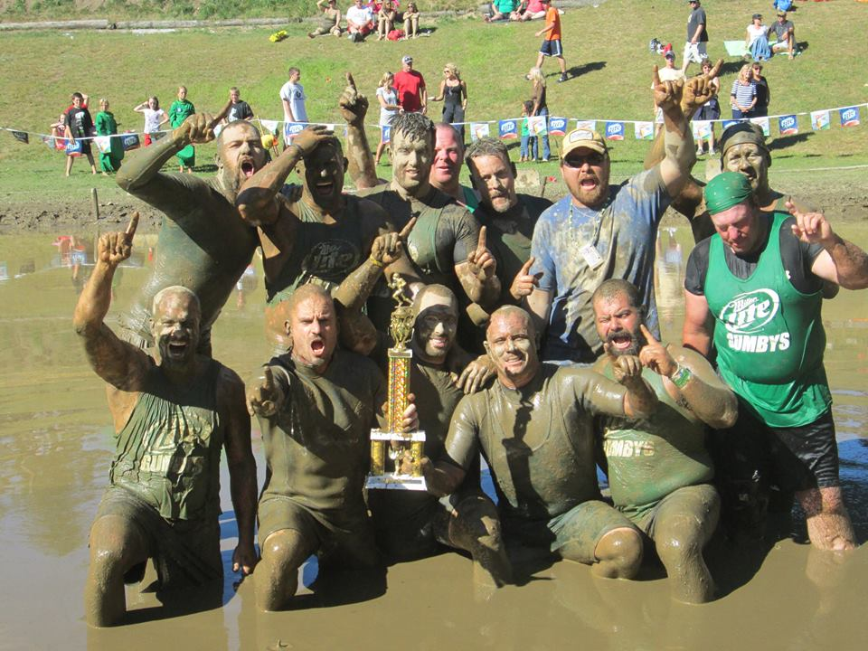 2014 Mud Bowl Champion Nashua Mud Gumbys (Photo Courtesy of Tom Eastman/Conway Daily Dun