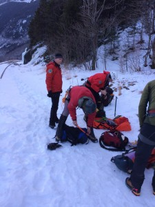 Mt. Willard Rescue 1